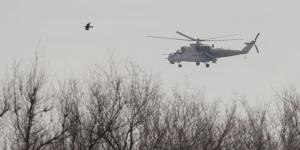 вертолет МИ-8, Россия, Украина, СНБО, Лысенко, юго-восток, Донбасс, новости Украины