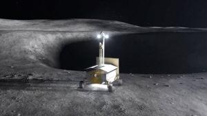 НАСА, космос, NASA, ученые, Луна, луноход, исследования, США