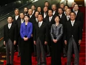 япония, кабмин, премьер, правительство