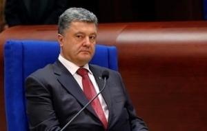 Петр Порошенко, Юго-восток Украины, происшествия