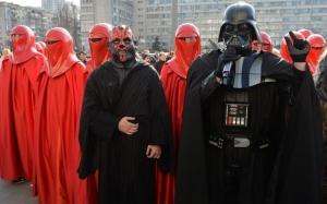 Выборы в Верховную Раду, новости Украины, Дарт Вейдер, Интернет-партия Украины, политика, общество