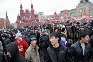 россия, росстат, мигранты, население, сокращение, прирост, сирия