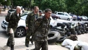 Дарья Морозова, днр, украина ,киев, армия украины, нацгвардия, вс украины, юго-восток украины, донбасс, общество, военнопленные, обмен пленными