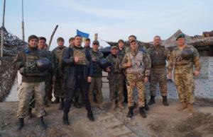 Донбасс, АТО, Александр Усик, Госпогранслужба, Олег Слободян, Бокс