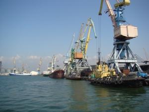 бердянск, порт, море, рекорд