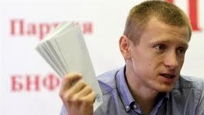 новости белоруссии, Алексей Янукевич