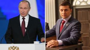 Путин, Порошенко, Зеленский, президент, выборы, публицист, Леонид Радзиховский