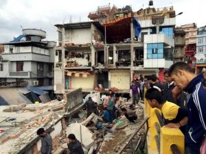 непал, землетрясение, происшествие, катастрофа
