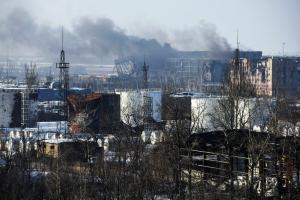 новости украины, новости донецка, аэропорт донецка, ситуация в украине