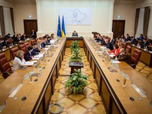 Украина, Кабмин, Гончарук, Отставка, Правительство, Корниенко, Арахамия.
