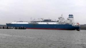 Литва, танкер, газ, даля грибоускайте, терминал