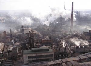 Украина, Донбасс, Экология, Катастрофа, Проблемы, Черныш.