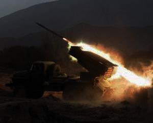 Донецк, АТО, война в Донбассе, ДНР, армия Украины
