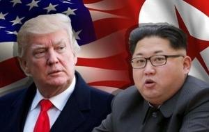 смотреть, сегодня, сша, кндр, сингапур, встреча трампа и ким чен ына, хроника, события, северная корея