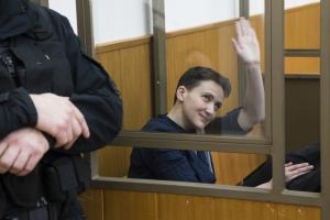 новости, Украина, Савченко, адвокат, голодовка