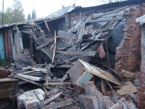 луганщина, попасная, обстрелы, лнр, разрушения, фото, жилые кварталы