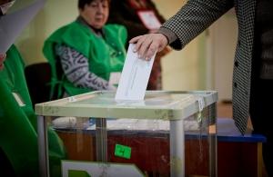Грузия, Выборы, Саакашвили, Зурабишвили, Вашадзе, Президент.