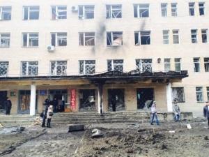 кировский район, днр, донецк, больница 27, текстильщик, происшествия, обстрел