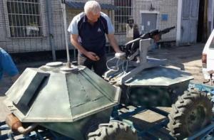 украина, армия, всу, вооружение, гранатомет, разработка, робот