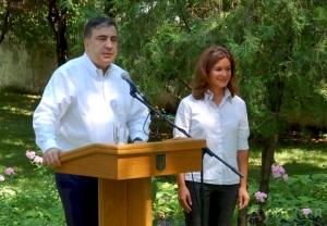 мария гайдар, саакашвили, одесса, российское вторжение