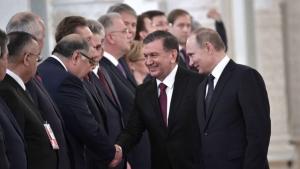 Россия, Путин, Президент, Политолог, Революция, Олигархи, Ведрин.