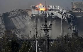 АТО, аэропорт, Донецк, обстрелы, Луганск, ополченцы, СНБО