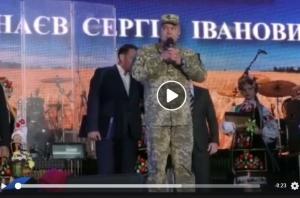 краматорск, донбасс, праздник, война, оос, наев, порошенко