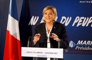 франция, ле пен, россия, москва, хакеры, атаки, скандалы, политика