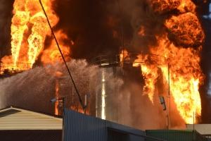 киев, происшествия, пожар, нефтебаза, мвд украины
