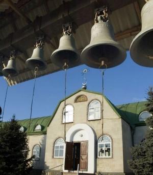 Донбасс, юго-восток Украины, АТО, Донецкая область, Луганская область, Кировское, православная церковь