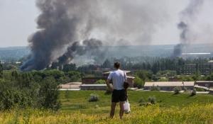 новости луганска, станица луганская, силы днр, оплчение, вооруженные сил украины