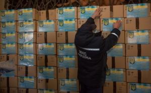 гуманитарная помощь, украина, геращенко, мккк