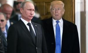 трамп, путин, встреча, саммит, атэс, пеской, тема, сирия
