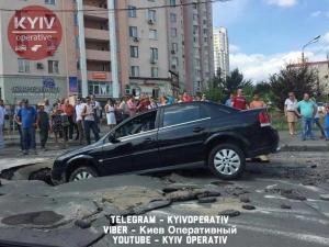 новости киева, киев, ДТП, авария