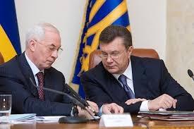 янукович, азаров, криминал, адвокат