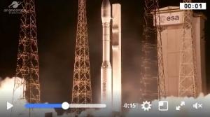 порошенко, Vega, космос, ракета, двигатель, запуск