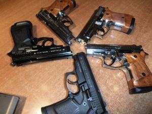 полиция, ростов-на-дону, кража оружия, происшествия, россия