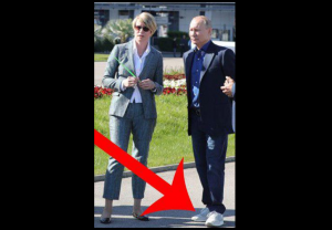 Путин Россия фото реакция сети ноги
