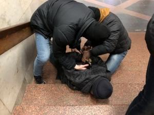 Харьков, теракт, террорист, бомба, метро, СБУ, Россия, спецслужба, выборы, видео