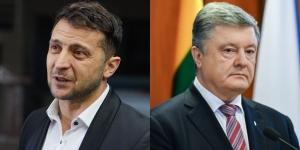 Зеленский, Порошенко, дебаты, Шусторова, выборы президента