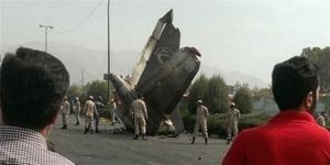 Иран, самолет, разбился, пилот, украинец