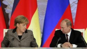 меркель, путин, неприязненное, взамоуважение