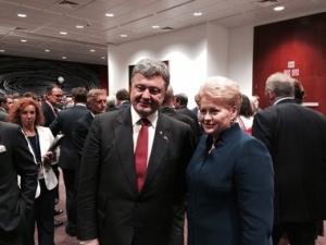 Литва, Даля, Порошенко, оружие, поставки, армия, тренировки