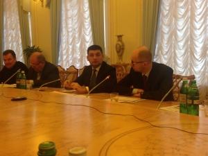 яценюк, гройсман, бюджет, украина