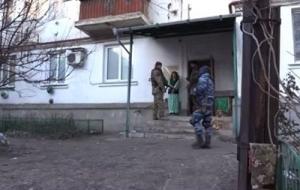 Украина, политика, общество, восток Украины, Донбасс, Марьинка, полиция, обыск, арест, кража