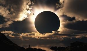 NASA, затмение, солнце