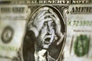 Арсений Яценюк, Кабинет министров Украины, МВФ, курс доллара