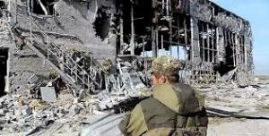 АТО, аэропорт, Донецк, противостояние, удержание, ДНР, ополченцы, контроль