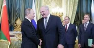 лукашенко, путин, россия, политика, общество