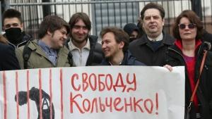 Савченко, Кольченко, Крым, новости Украины, митинг, Киев
